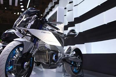 Motor Sport Yamaha keren abis