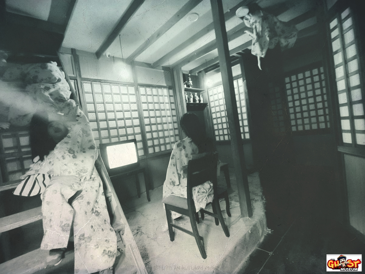 Ghost Museum @Penang : Ju-on
