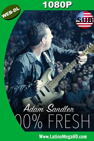 Adam Sandler: 100% Fresh (2018) SUBTITULADO HD WEB-DL 1080P ()
