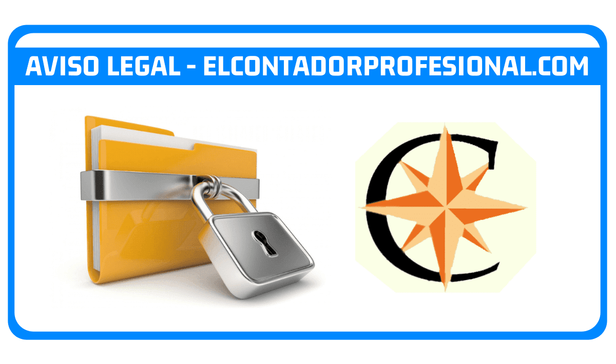 Aviso Legal - elcontadorprofesional.com