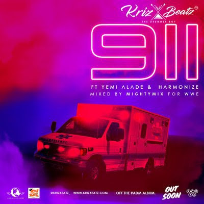 Krizbeatz ft Yemi Alade & Harmonize – 911