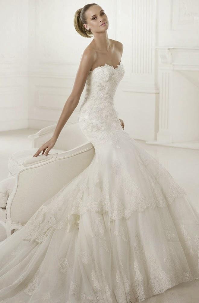 Pronovias 2015 Bridal Collections - Part 2 - Belle The Magazine