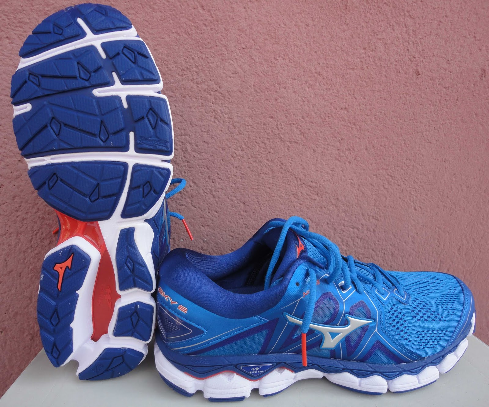 129a73fedbde Filippo Running and Much More: Mizuno Wave Sky 2 - Un Grande Balzo ...