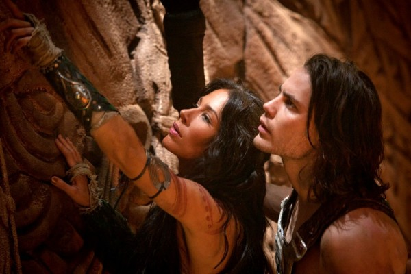 Sexy dejah thoris lynn collins and john carter