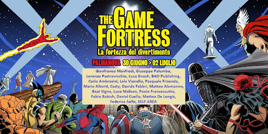 The Game Fortress: il blog con le interviste ai fumettisti ospiti