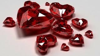 Viên Red Beryl