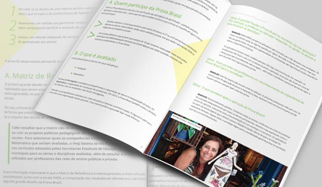 E-book: O impacto da Prova Brasil na educação pública