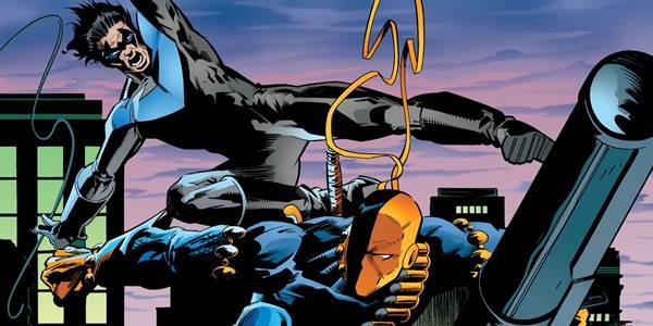 Asal-Usul dan Kekuatan Nightwing (Dick Grayson) dari DC Comics