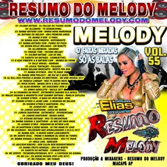 Cd Resumo do Melody vol.55