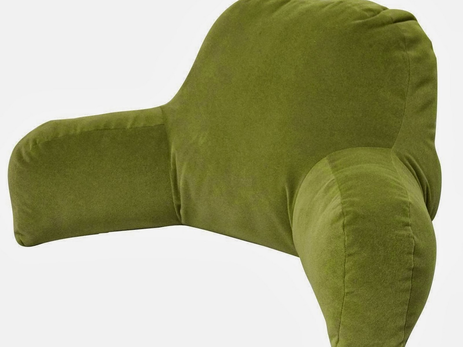 study pillows with arms