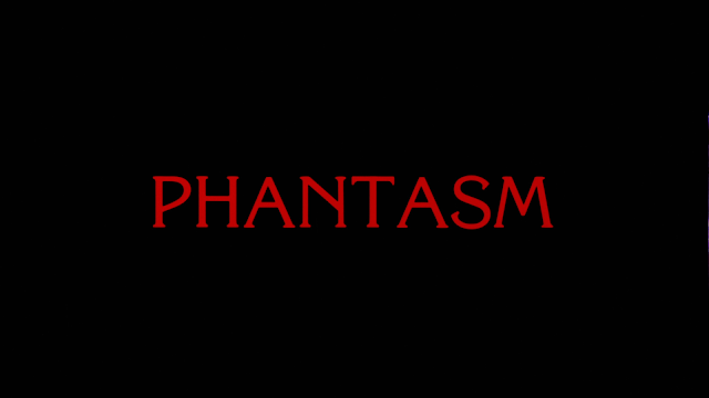 phantasm title card