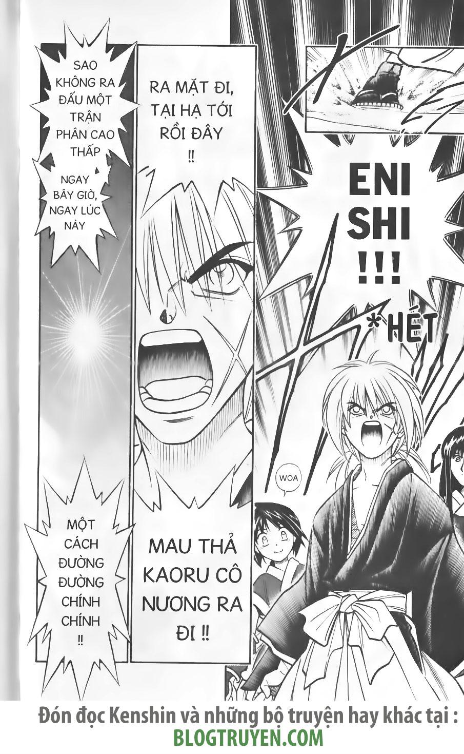 Rurouni Kenshin chap 237 trang 6