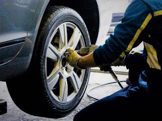 7 Steps in Order not to Complicate the Process of Changing Tires