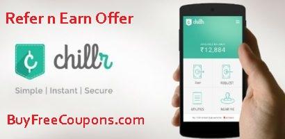 Chillr-App-Refer-Earn-Offer