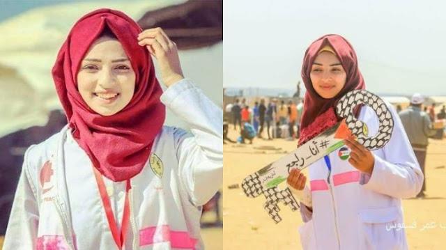 Perawat Razan Al-Najjar Tewas Ditembaki Tentara Israel Mencuri Perhatian Dunia, Simak Fakta-faktanya