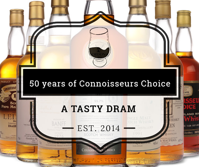 50 years of Gordon & Macphail Connoisseurs Choice