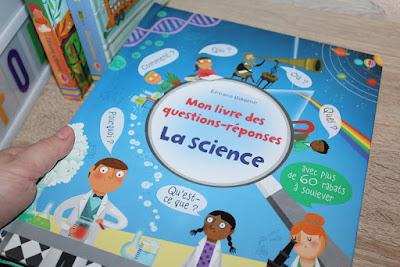livre usborne sur le domaine des sciences