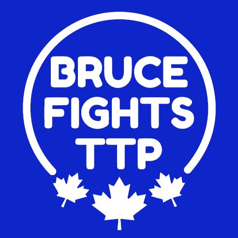 Bruce Fights TTP