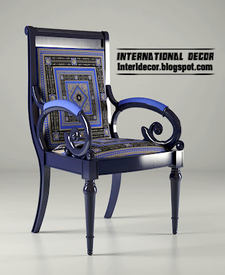 Luxury Arm Chair, UK Antique Chair Style From Old Furniture UK