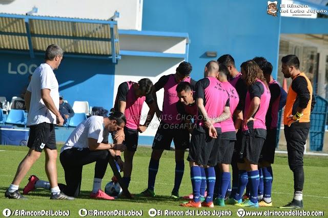 Gimnasia realizó la primera práctica de fútbol de la pretemporada