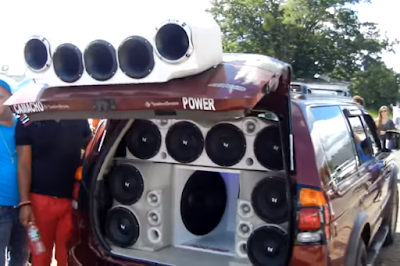 best sound system for car