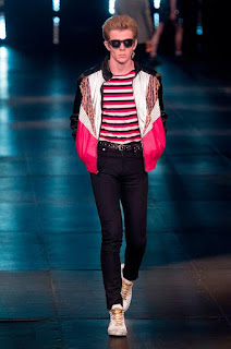 Saint Laurent Spring Summer 2016