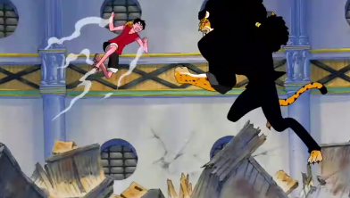 One Piece Episódio 302