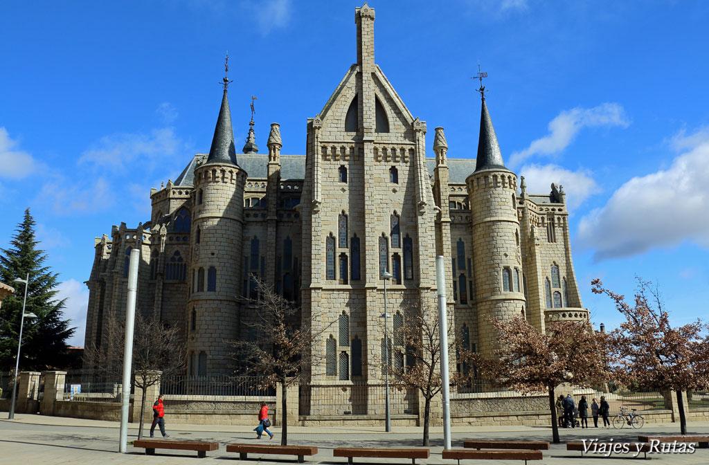 Palacio episcopal de Antoni Gaudi Astorga