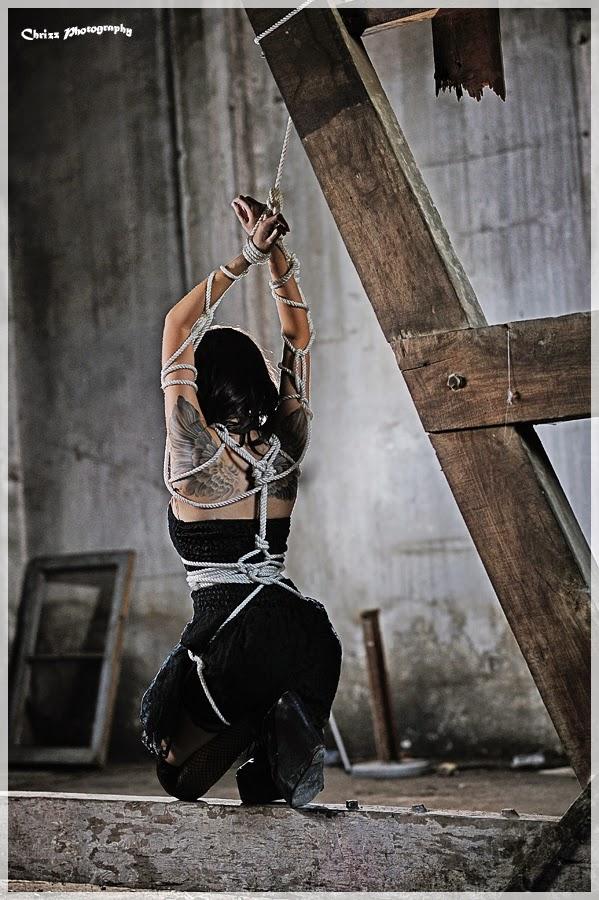 Chrizz Photography Teknik Bondage