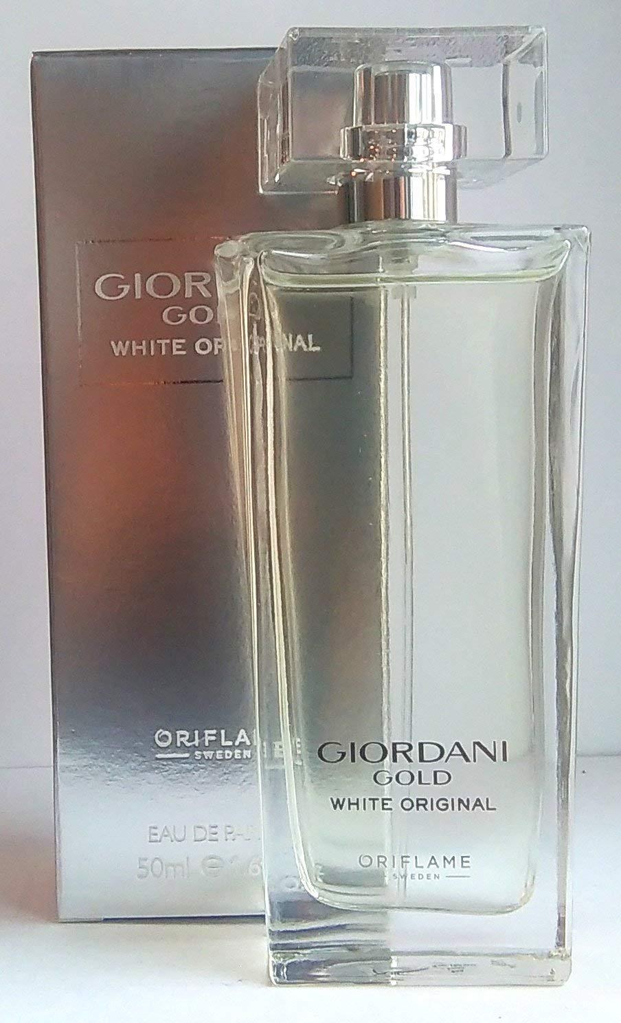 658a1d11f ORIFLAME Giordani Gold White Original Eau de Parfum Pour Femme 50ml_ ...
