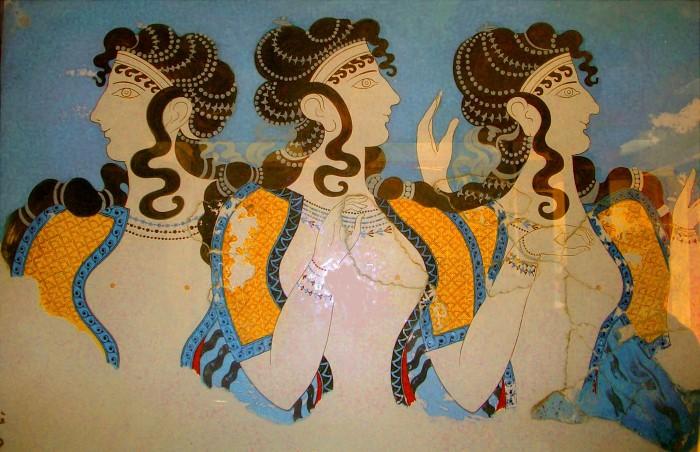 Женщины в живописи. От древности до нашего времени 5