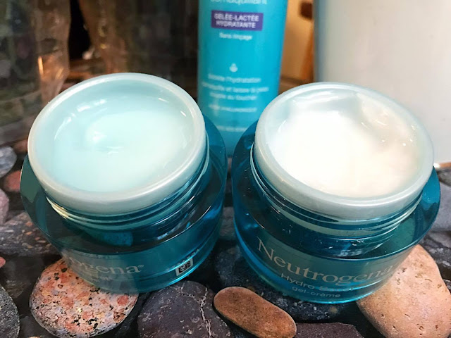 Soin visage Hydro Boost  Aqua Gel et crème Neutrogena