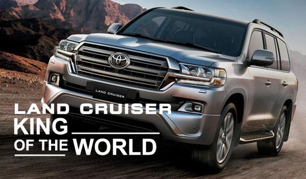 Spesifikasi Harga Kredit & Cicilan Toyota Land Cruiser Surabaya
