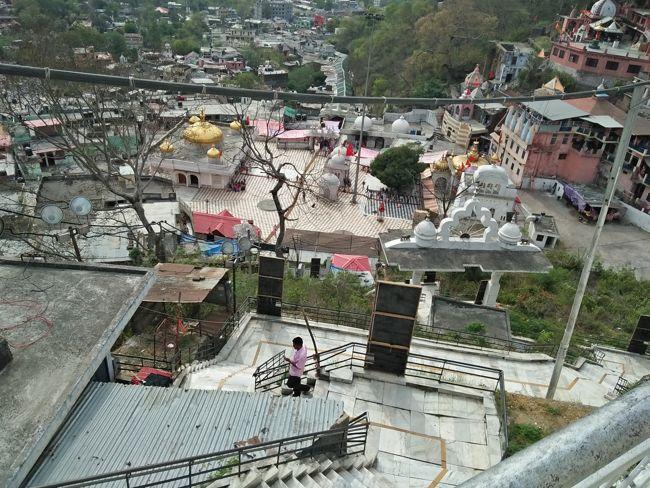 Aerial View Of Sri Jwala Ji Temple