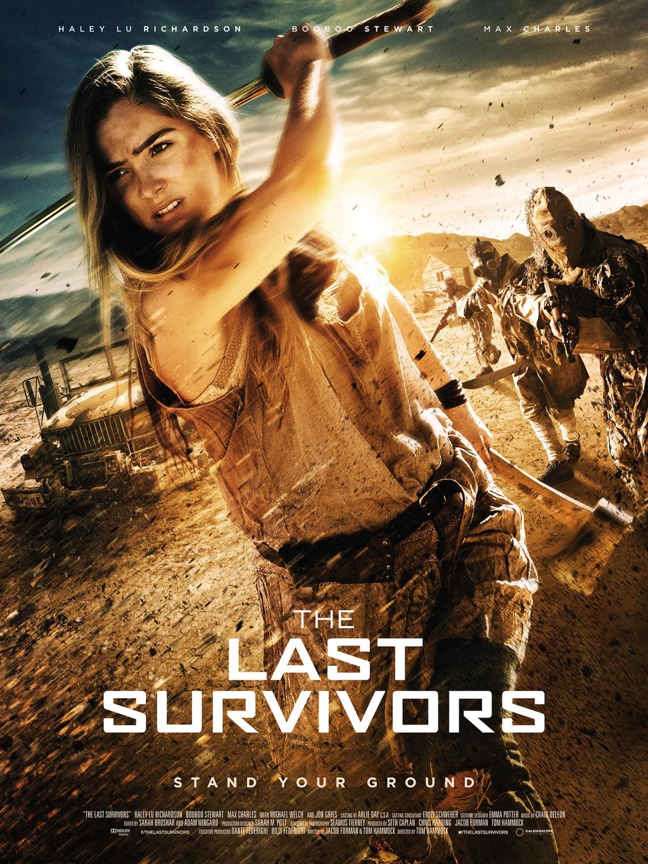 The Last Survivors (2014) เดอะลาส เซอร์ไวเวอร์ [HD][Soundtrack]