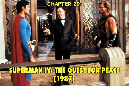 Superman IV 4 The Quest For Peace review Haphazardstuff