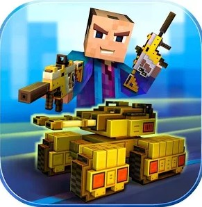 Free Download Block City Wars Apk Mod+Data Obb Android Terbaru