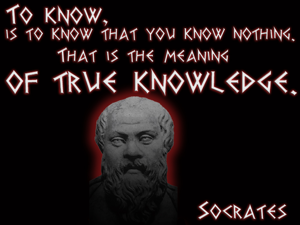 Socrates Quotes on Critical Thinking