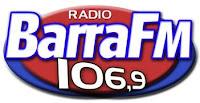 Rádio Barra FM 106,9 de Barra de São Francisco ES