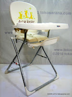 1 BabyDoes CH903 Baby High Chair