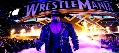 Deadman WWE PPV Pyro Walk
