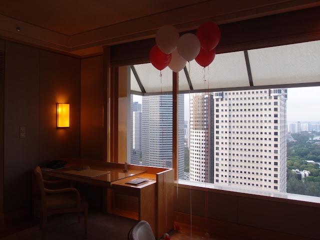 Ritz Carlton Millenia Singapore Premier Room