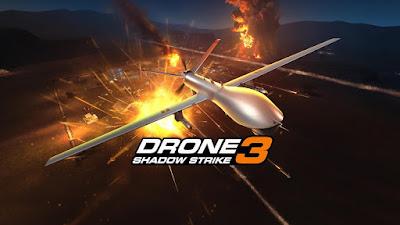 Drone: Shadow Strike 3 Mod Apk + Data Free Downlaod