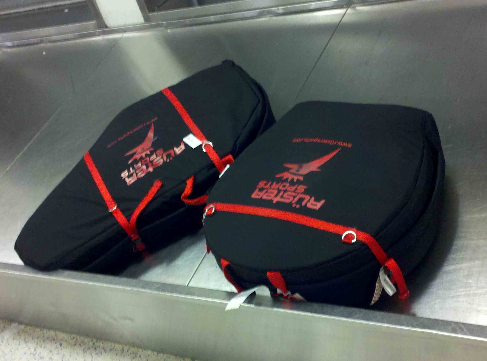 9655d0a64d30 My Running Doc  Review of the Ruster Sports Hen House Bike Case