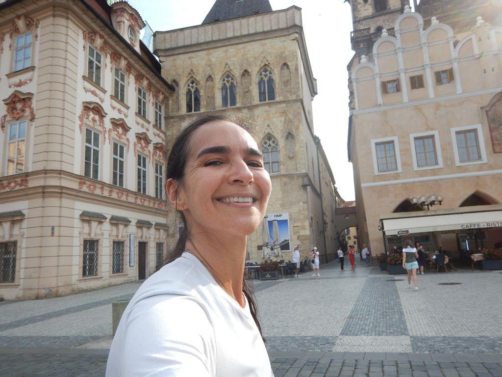 Onde correr em Praga