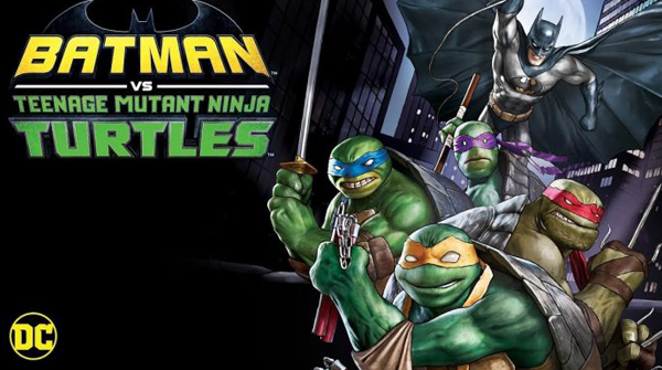 Batman Vs Teenage Mutant Ninja Turtles 2019 Afa Animation For Adults Animation News Reviews Articles Podcasts And More
