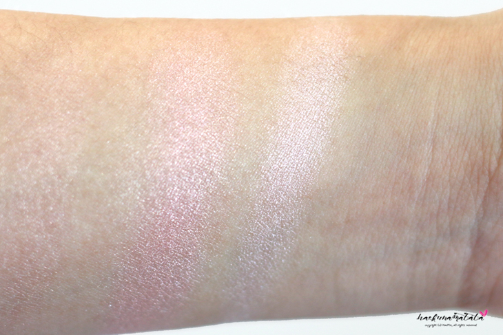 BECCA Rose Quartz Shimmering Skin Perfector Review, Swatches, and MOTD