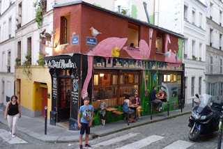 París, barrio de Montmartre.