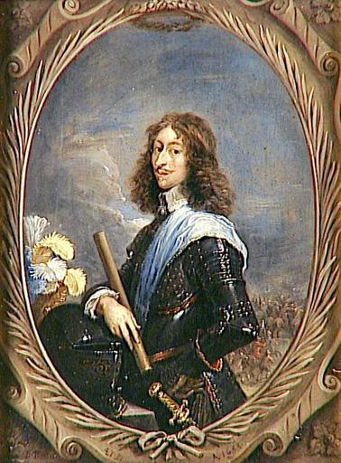 Le Grand Condé, cousin du roi et général