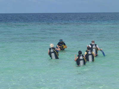 10 Things you learn after becoming a SCUBA dive instructor